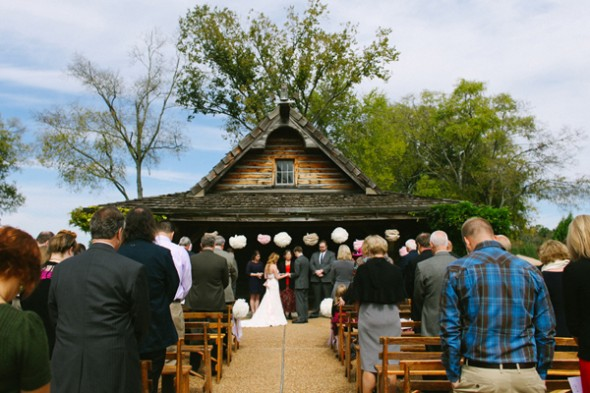 Rustic Wedding Venue Tennessee