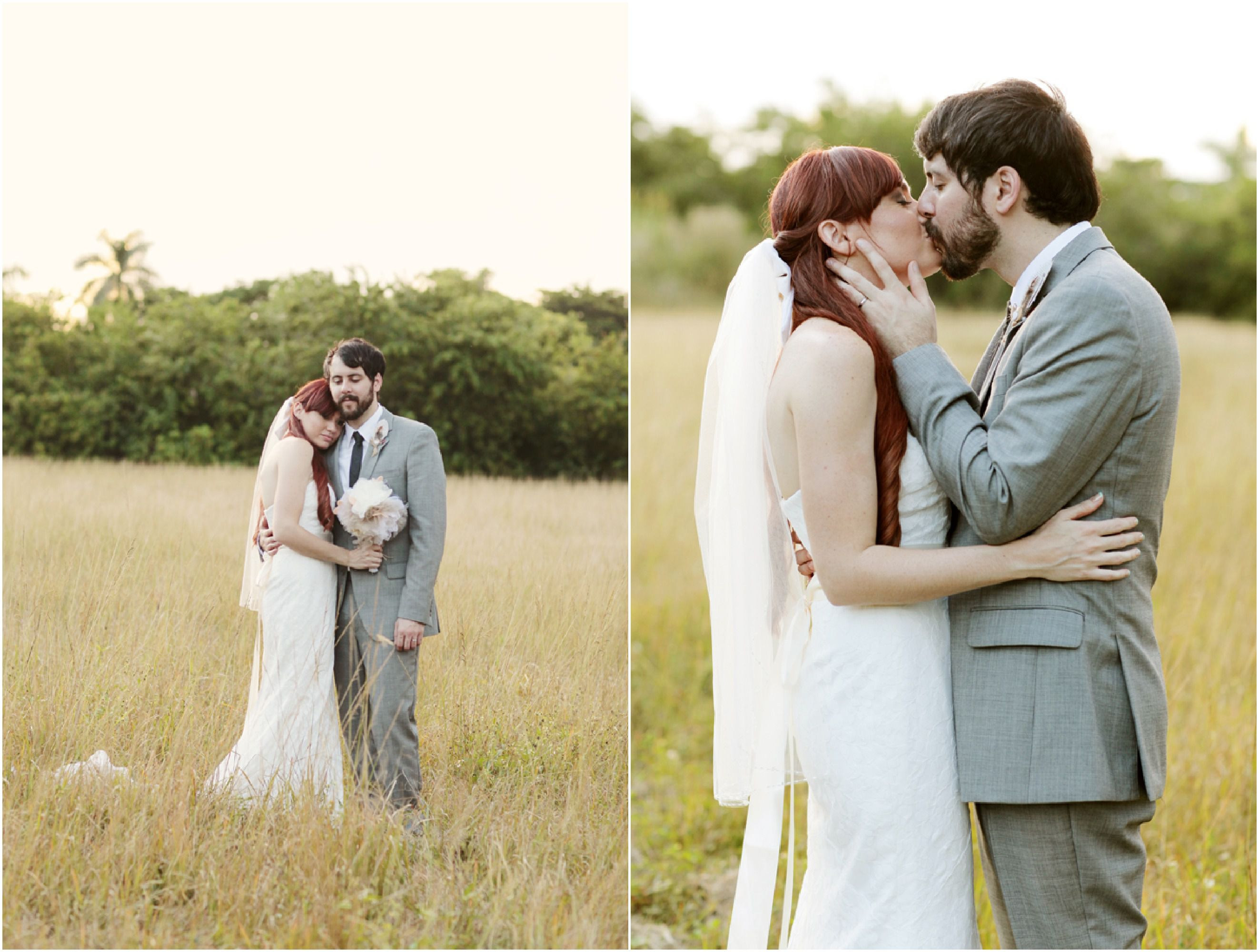 Chic Rustic Country Wedding: Vintage Inspired Southern Wedding