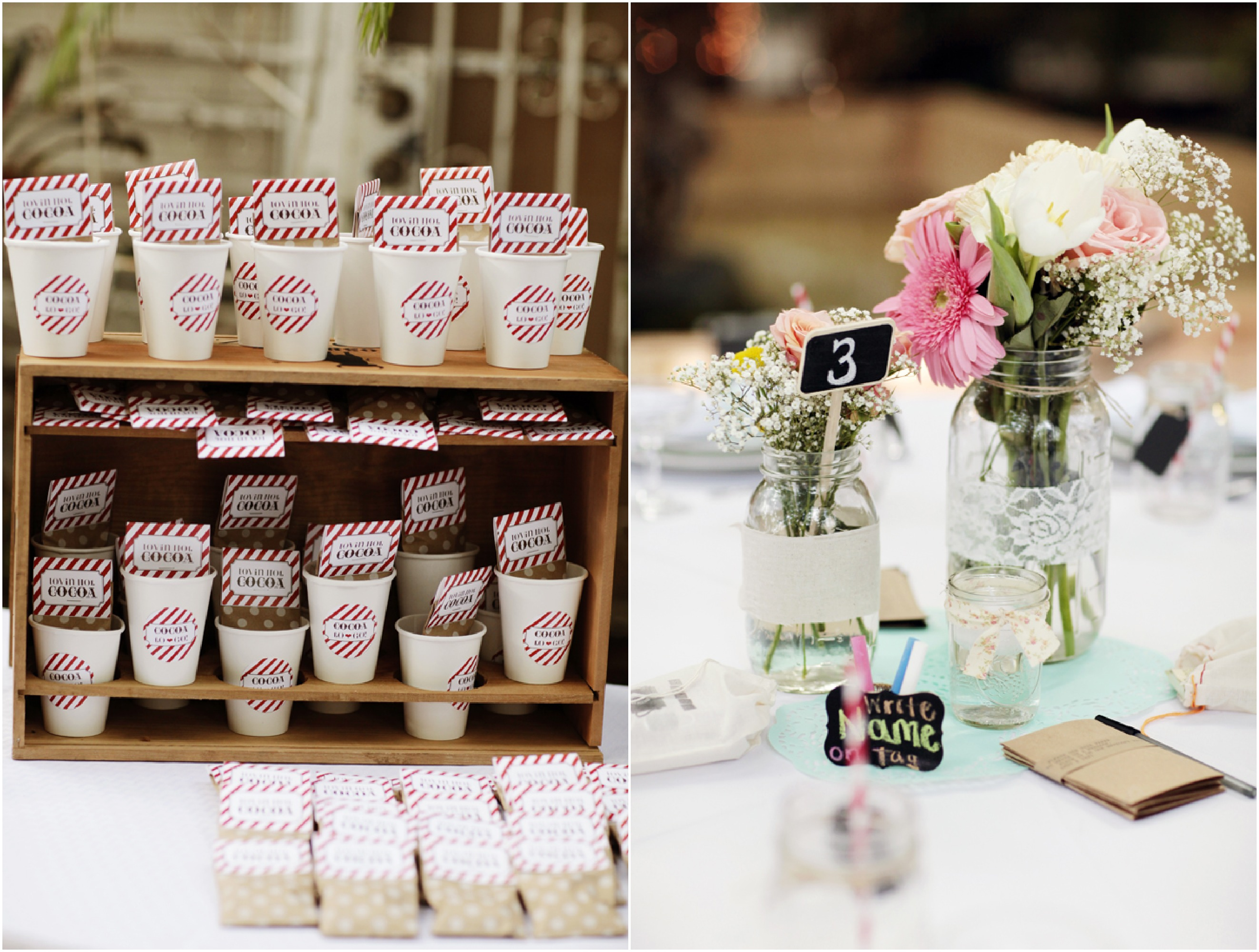 Vintage Inspired Southern Wedding - Rustic Wedding Chic