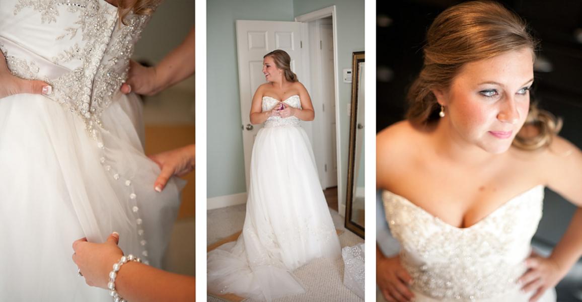 Georgia backyard wedding rustic wedding chic for Wedding dresses thomasville ga
