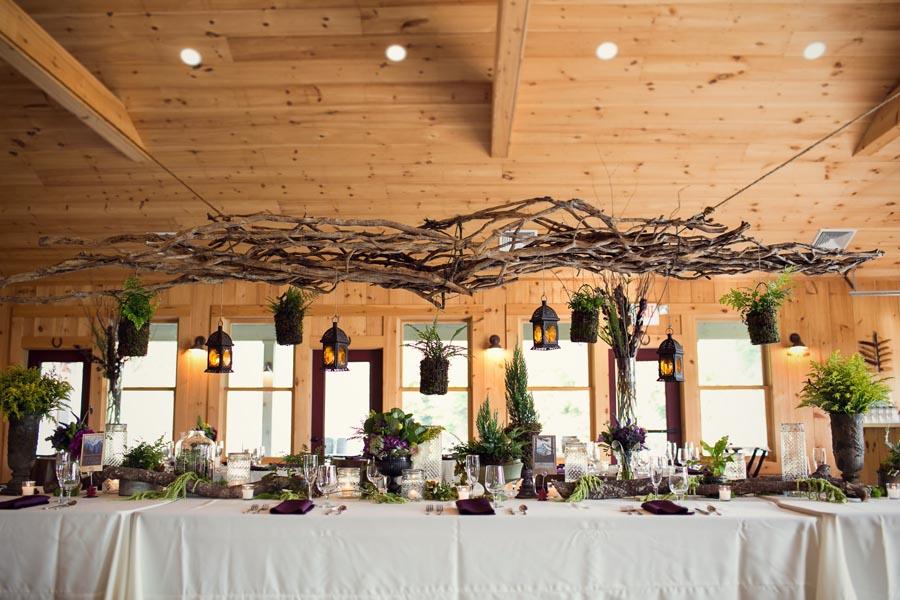 Head Table I Like The Cake Behind The Head Table So You: North Carolina Farm Wedding