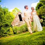 Rustic Country Maryland Wedding