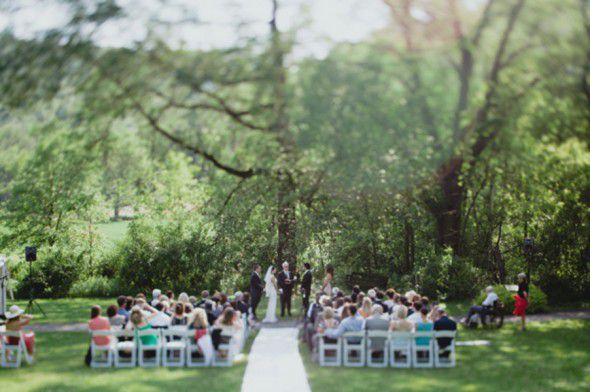 Wisconsin Rustic Wedding