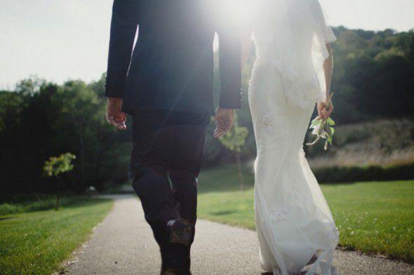 Rustic Chic WI Wedding
