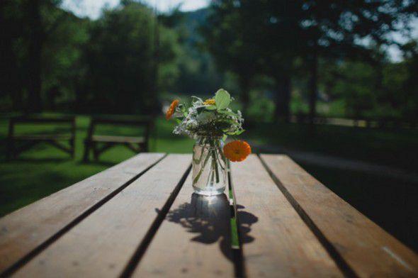 Outdoor Rustic Wisconsin Wedding