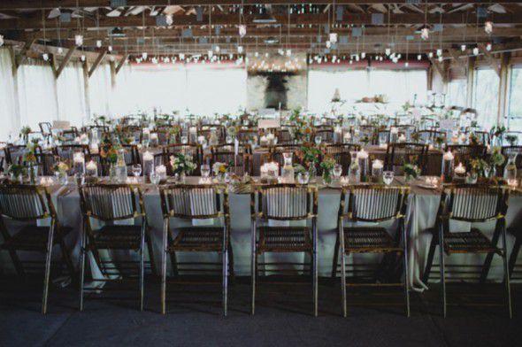 Rustic Wedding In Barn