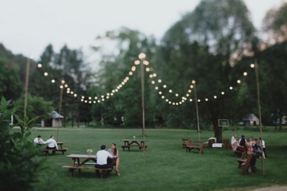 WI Rustic Wedding Location