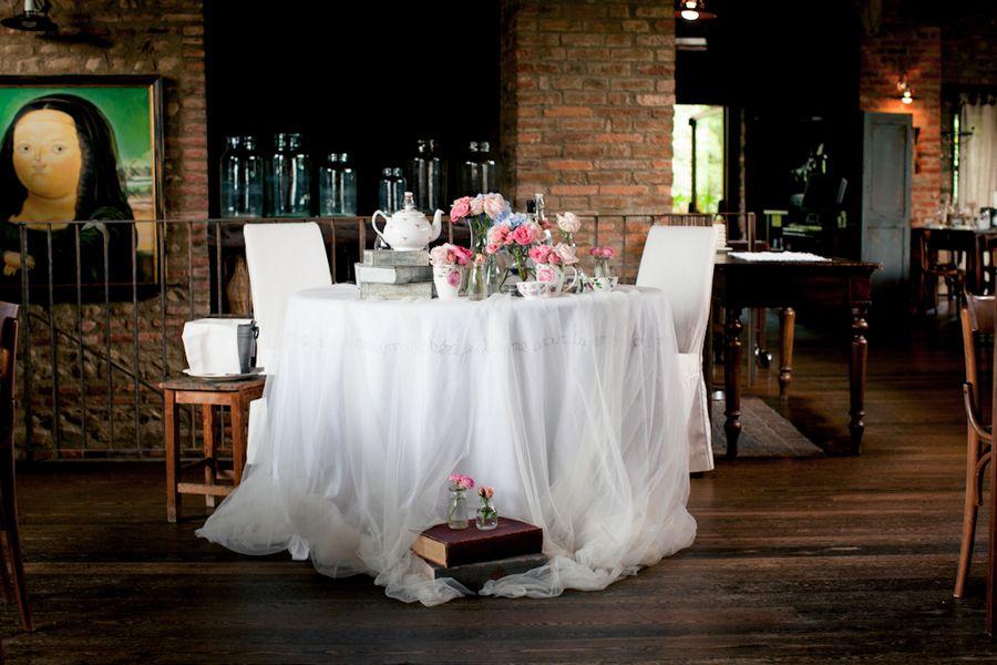 Italian Rustic Wedding
