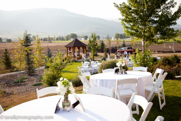 Utah Country Wedding