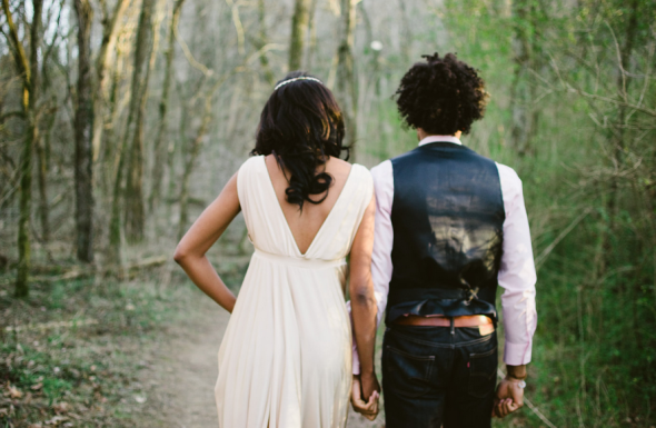 Rustic Wood Wedding