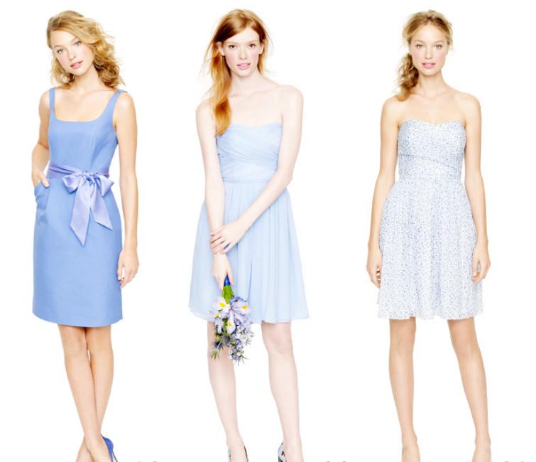 The 5 C's Of Choosing Bridesmaid Dresses