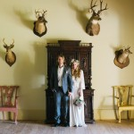 Wedding With Antlers