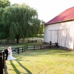 Farm Rustic VA Wedding