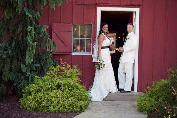 Barn Style Wedding Missouri