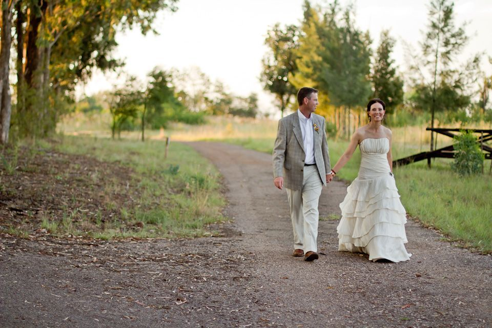 South African Rustic Wedding