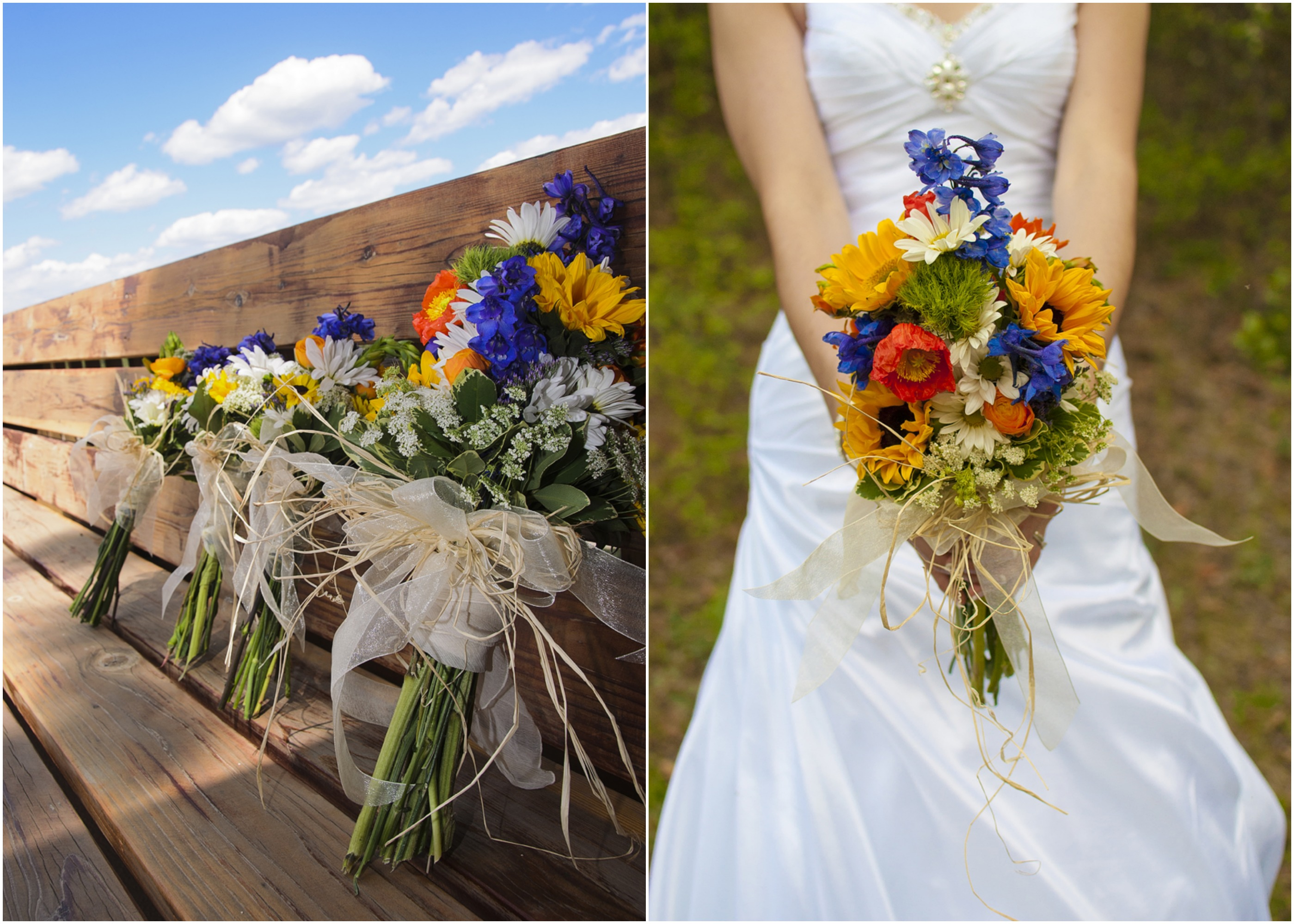 Colorado Rustic Wedding - Rustic Wedding Chic - photo#13