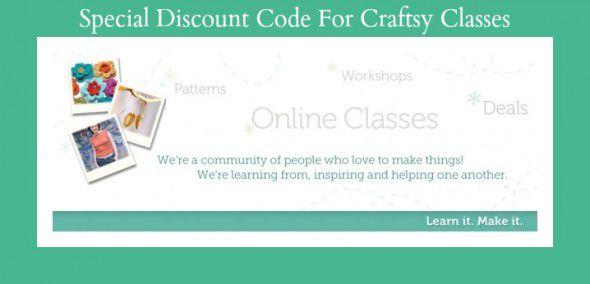 Craftsy Discount Code