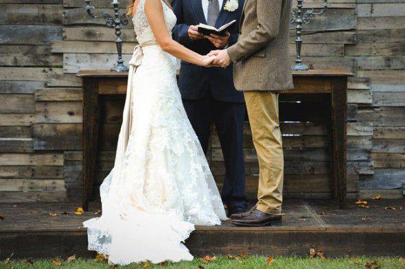 Wedding Rustic Ceremony