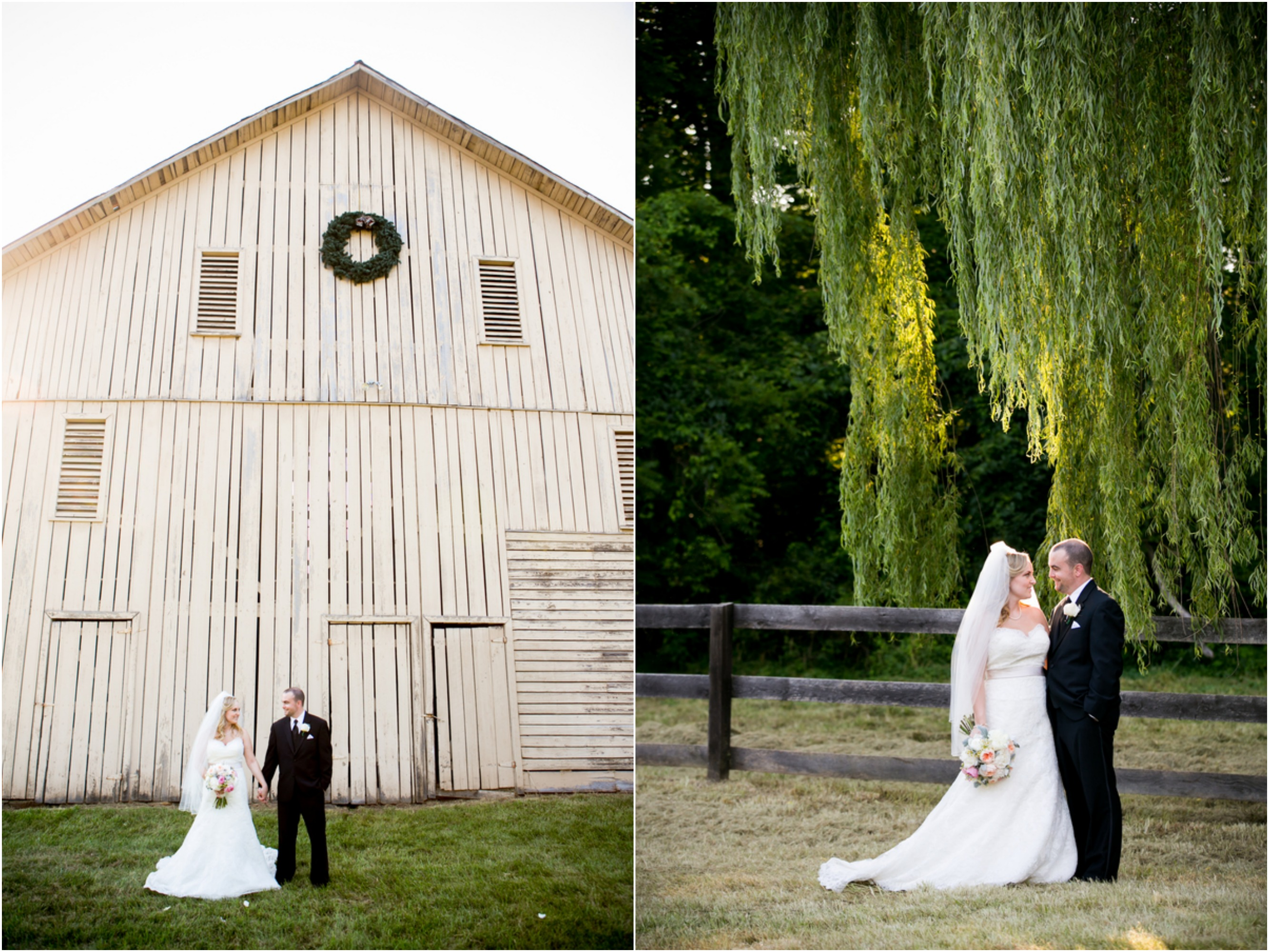 Virginia Vintage Farm Wedding At Hartwood House