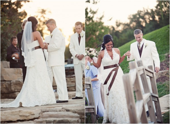 Outdoor Missouri Wedding