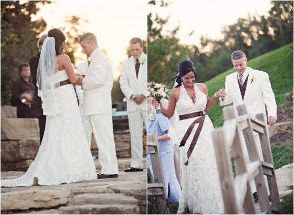 Outdoor Missouri Wedding