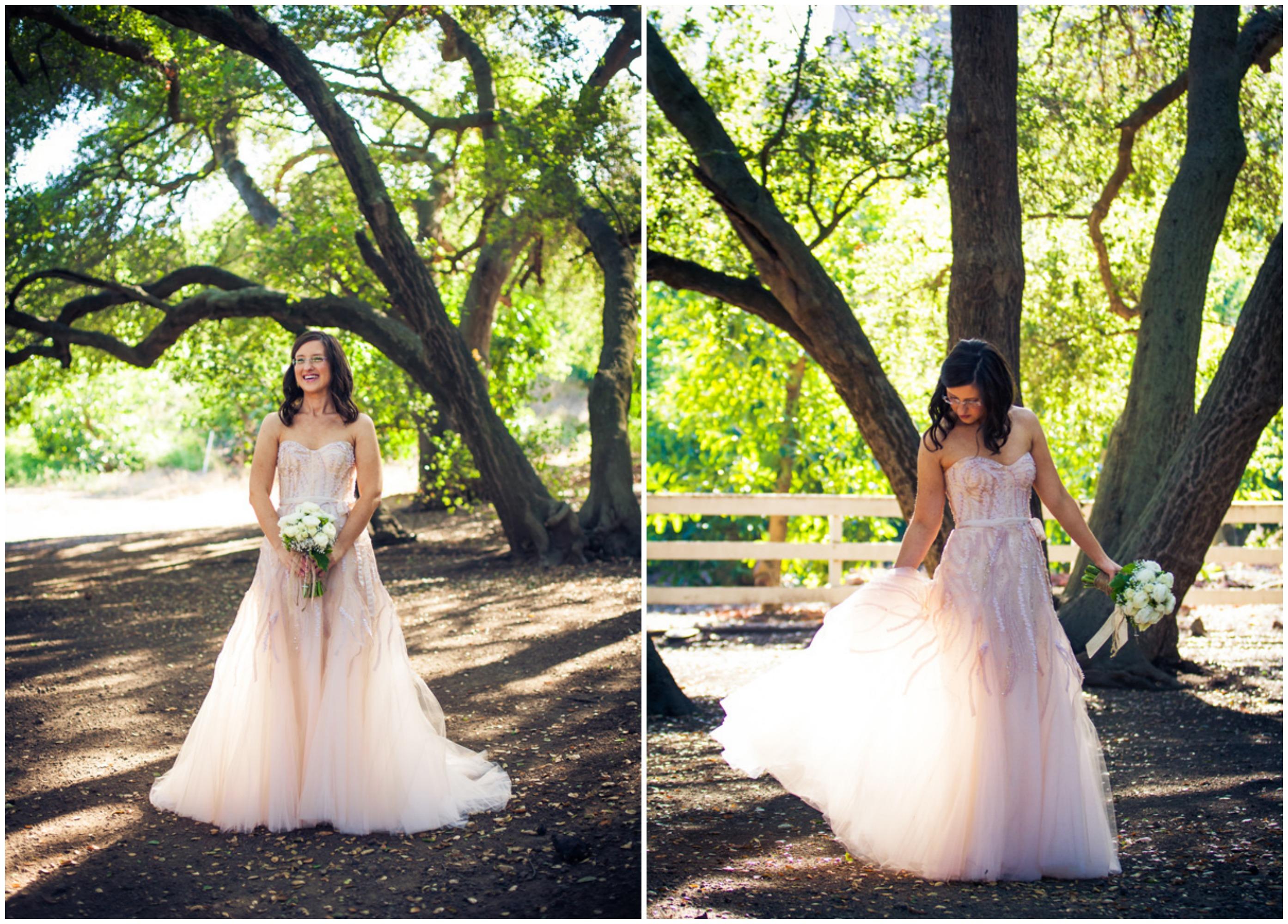 saddlerock ranch wedding malibu california rustic