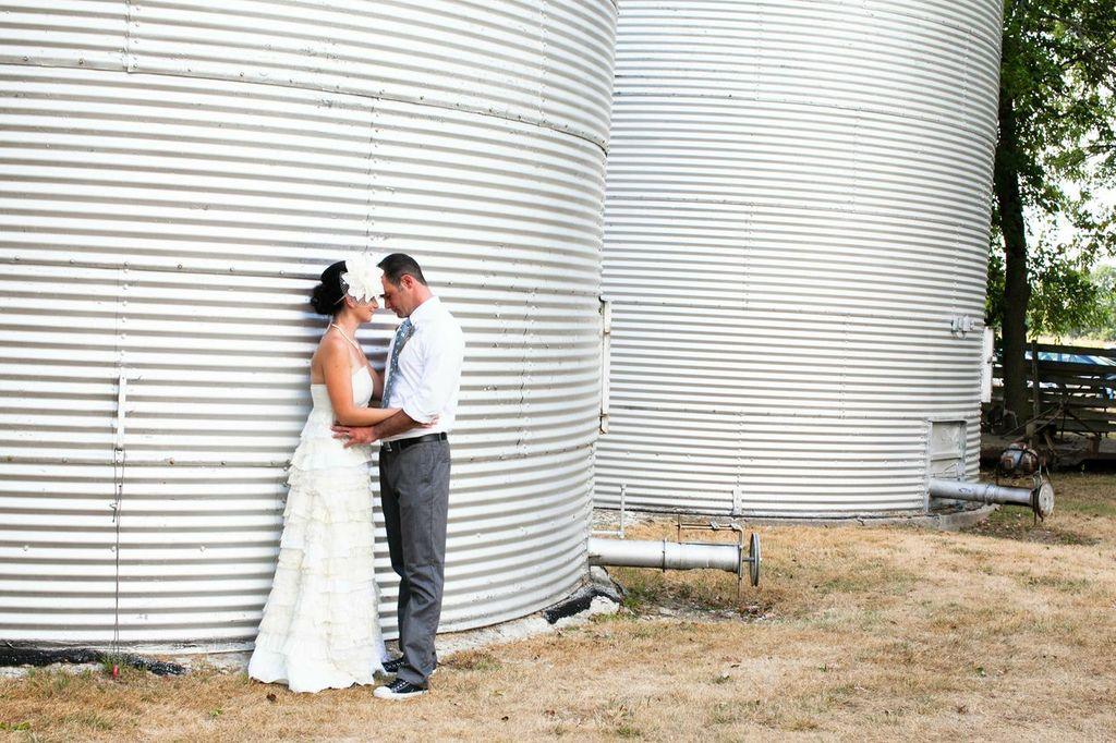 Indiana Farm Wedding