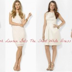 Short White Dresses Ralph Lauren