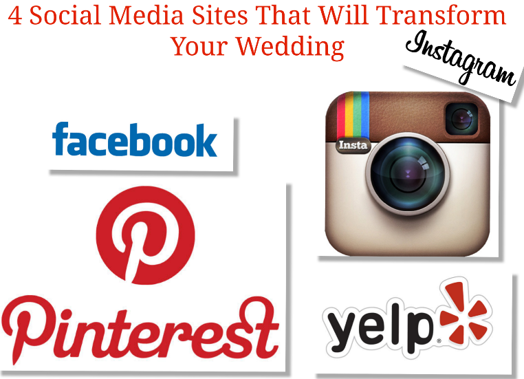Social Media Sites For Your Wedding