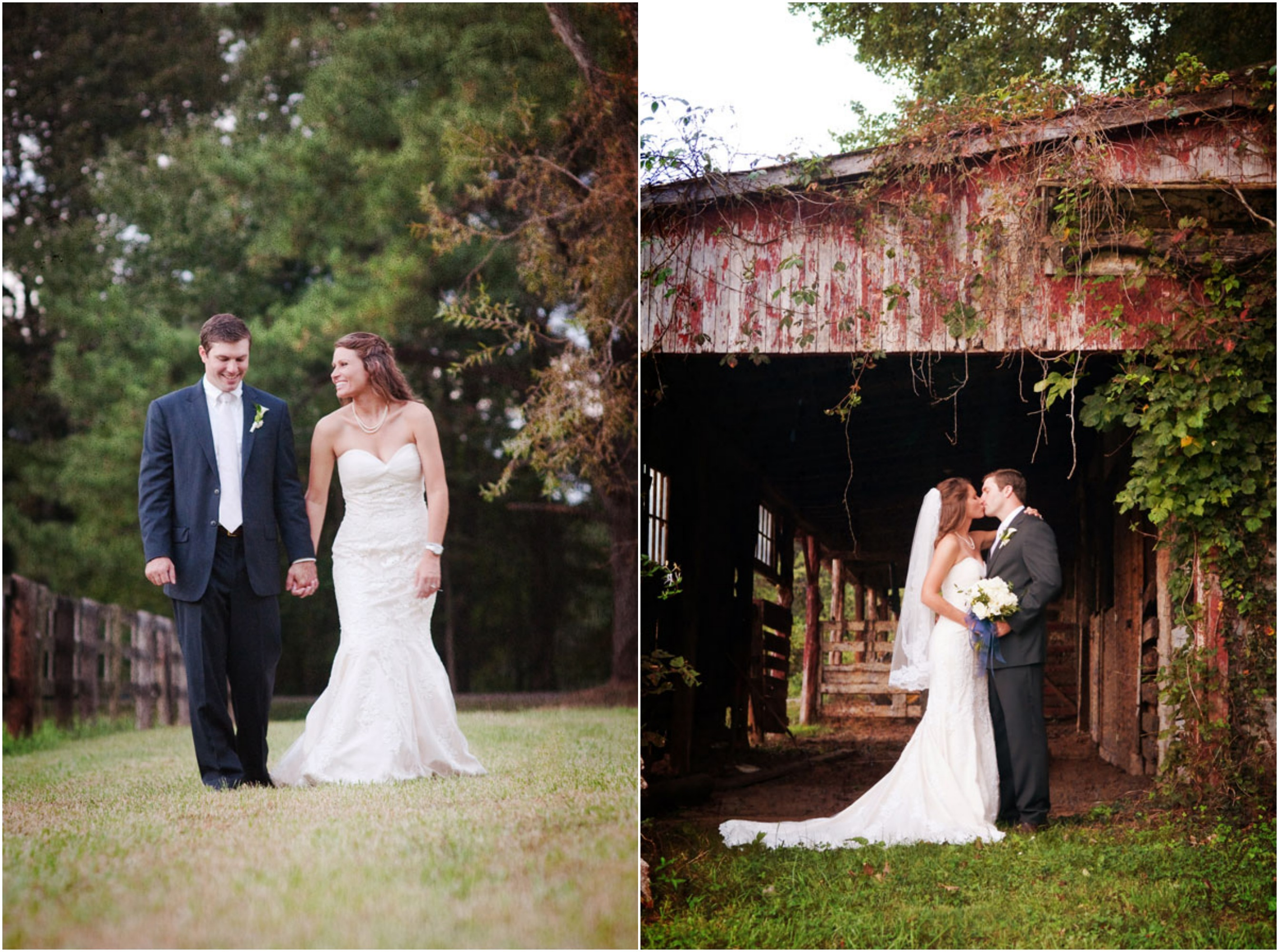 Southern Farm Wedding In Virginia