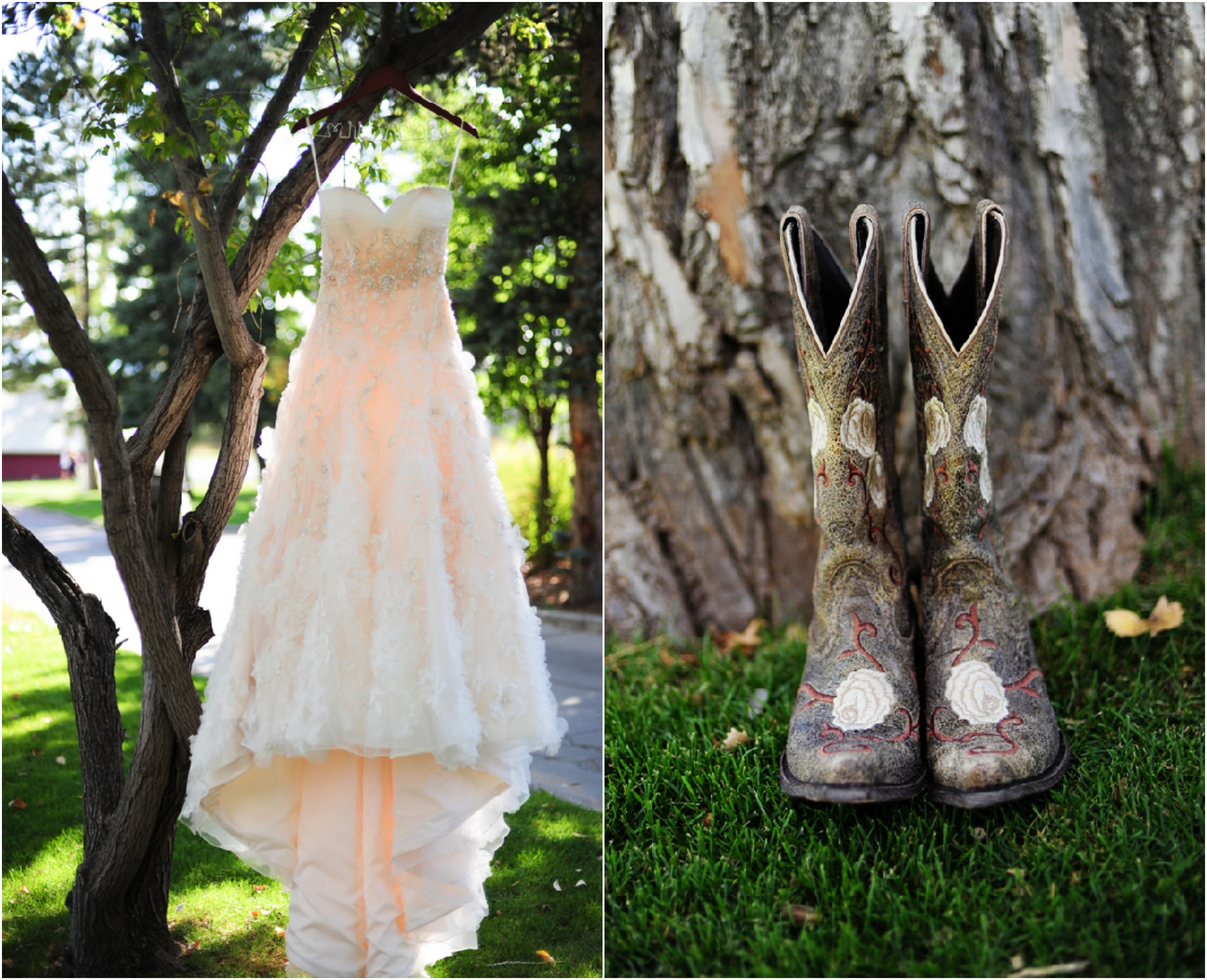 country wedding dress with cowgirl boots OsIMziKzCxlDbEt uwKmuaHo IQ country wedding dresses Country