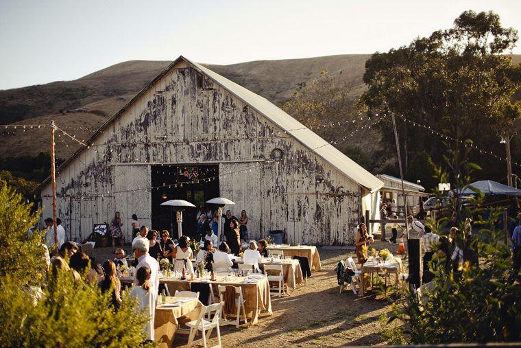The 10 Best Rustic Wedding Venues In California - Rustic Wedding Chic