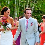 Lakeside Wedding NH