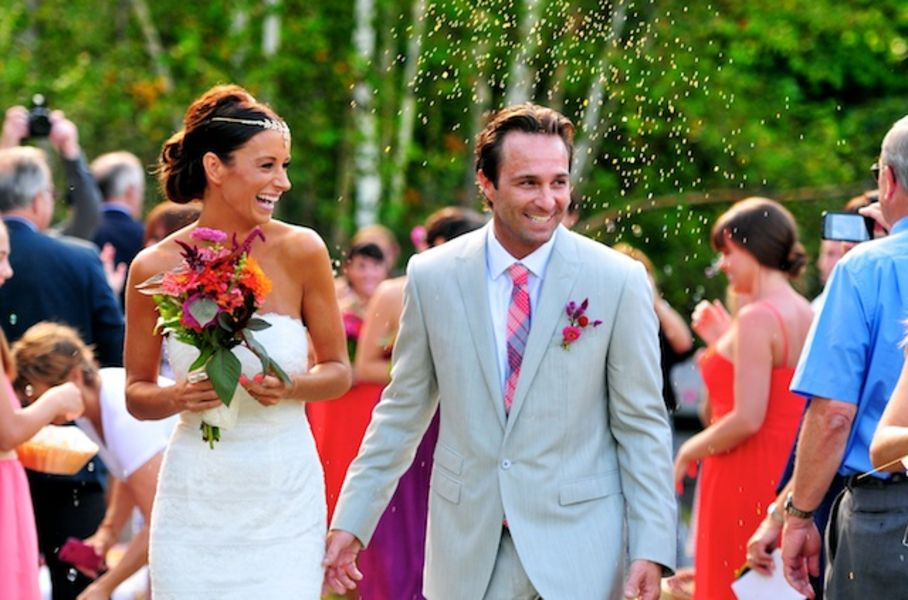Lakeside Wedding NH