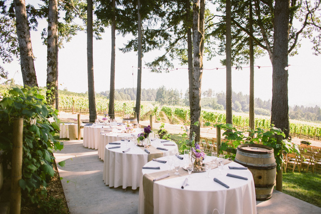 Rustic Wedding At Vista Hills Vineyard Rustic Wedding Chic