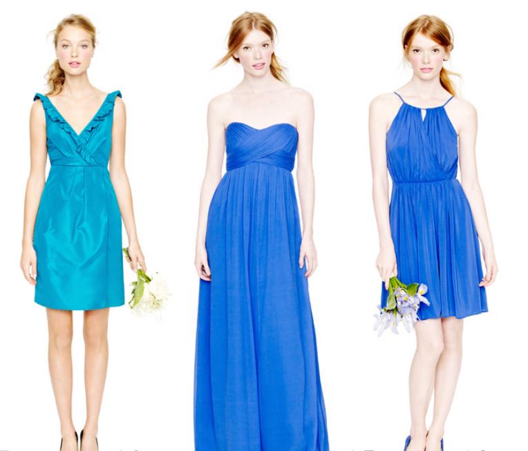 The 5 C\'s Of Choosing Bridesmaid Dresses - Rustic Wedding Chic
