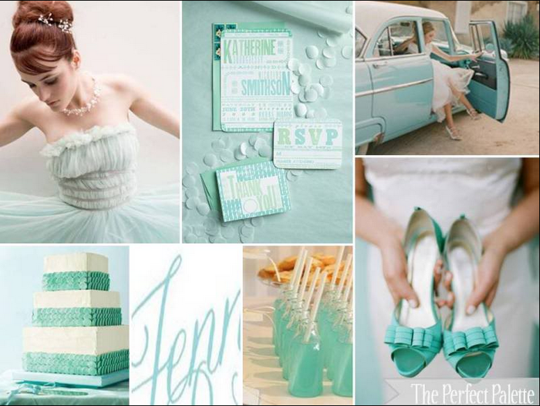 All The Best Color Combos For A Summer Wedding
