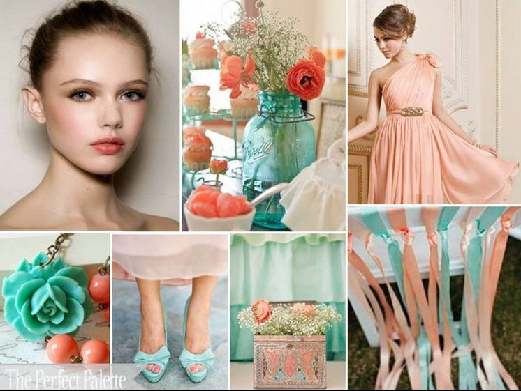 Summer Wedding Color Ideas - Rustic Wedding Chic