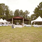 Barn & Tents wedding
