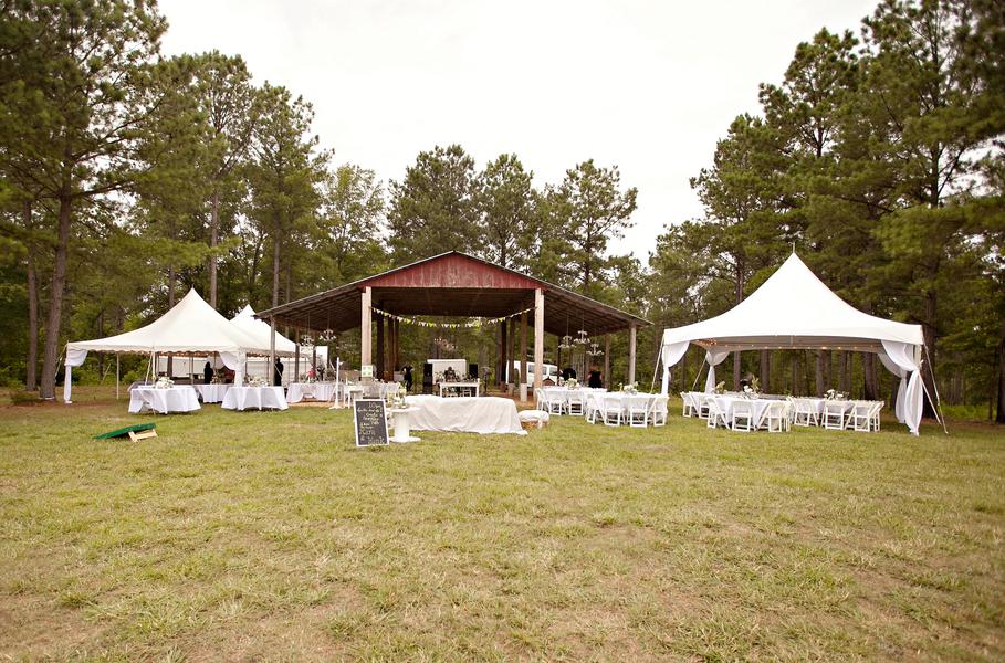 georgia backyard barn wedding kara hank