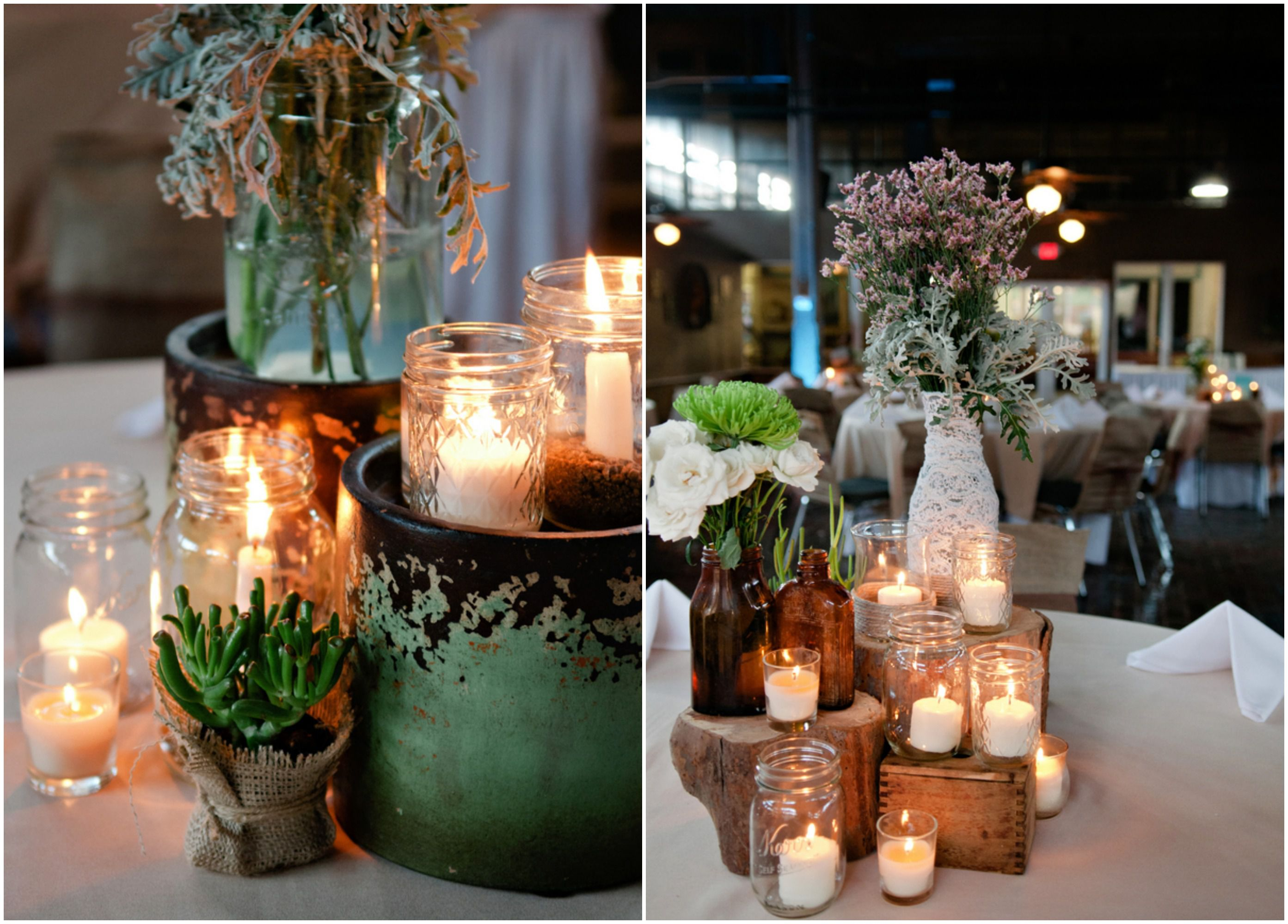 Texas Country Wedding With Vintage Decorations - Rustic ... - photo#16