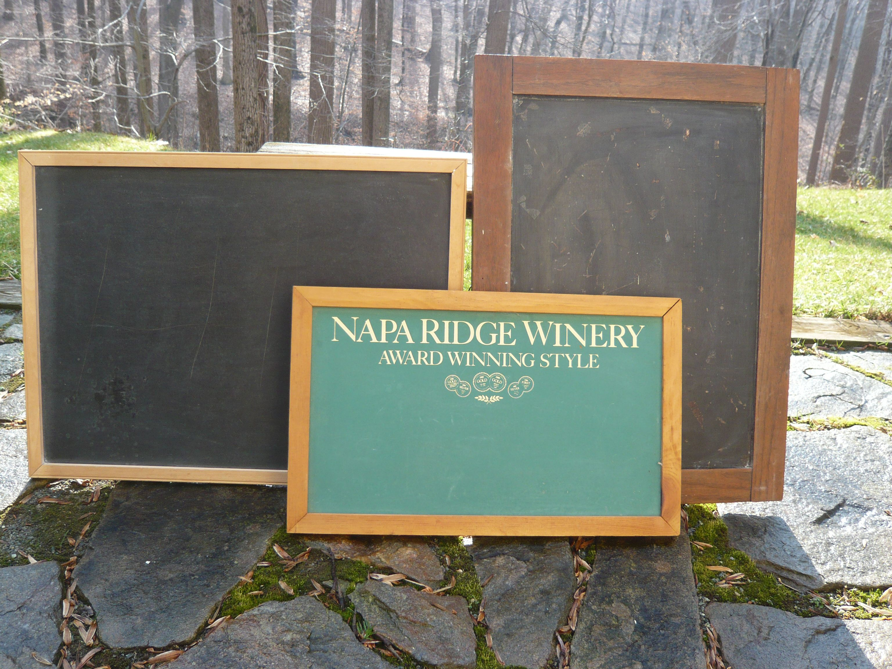 10 vintage items you can rent for your wedding rustic wedding chic where to rent chalkboards for a wedding junglespirit Gallery