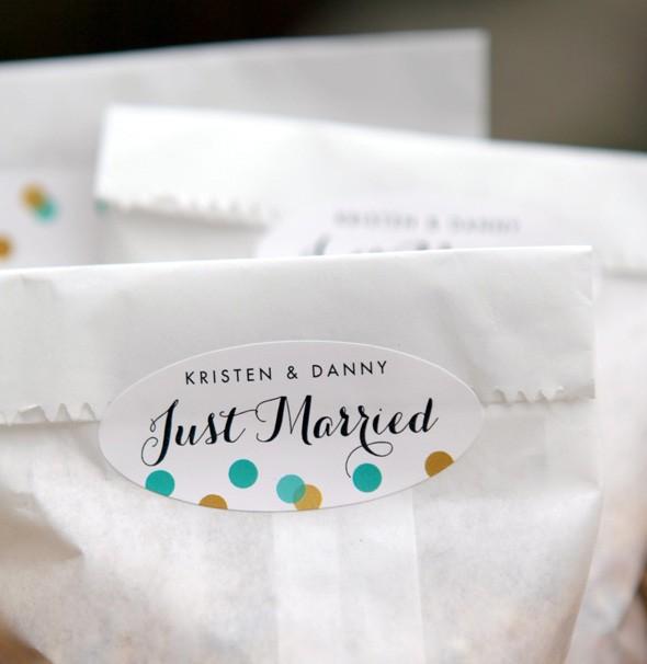 How to make a DIY wedding favor