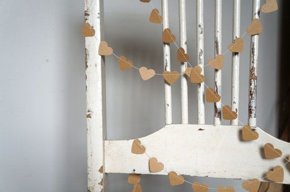 Where to find Heart Garland for your wedding