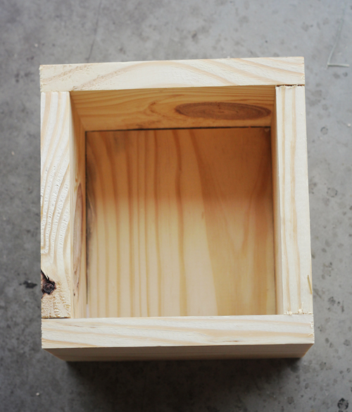 How To Make A Wood Box