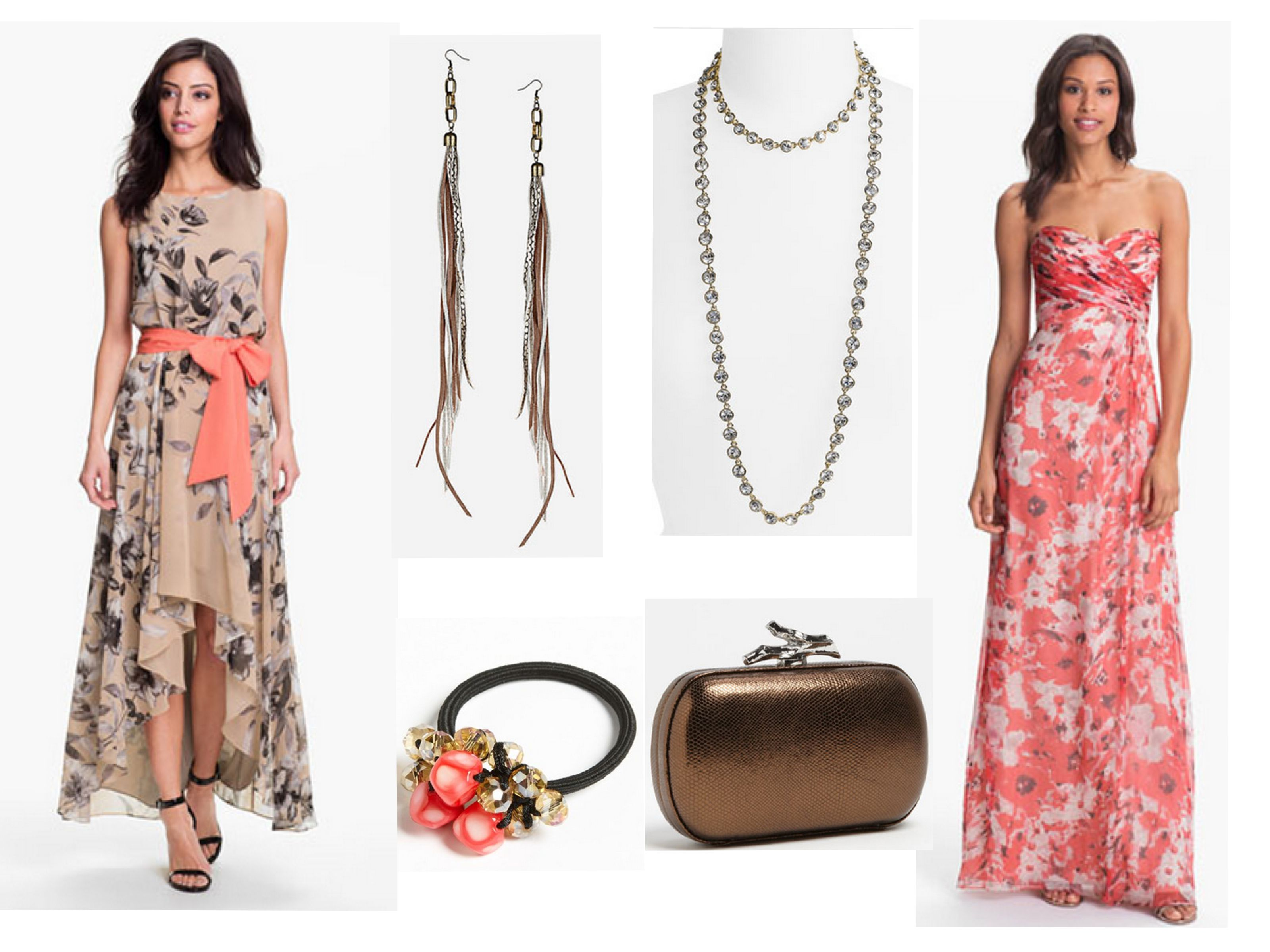 6 Outfits To Wear To A Backyard Style Wedding - Rustic Wedding Chic