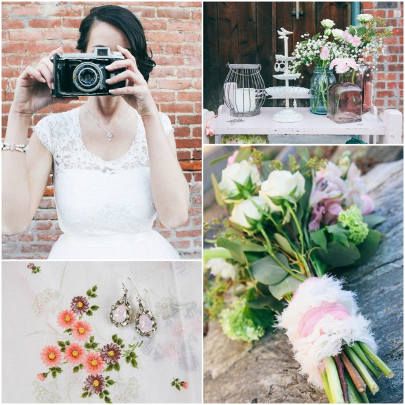 Shabby Chic Rustic Wedding Ideas: Shabby Chic Style Wedding Inspiration