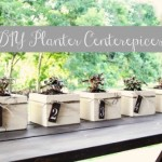 Planter Centerpiece s DIY Project