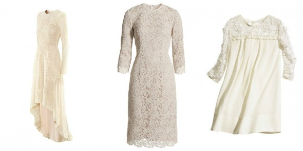 Short Lace Dresses | H&M