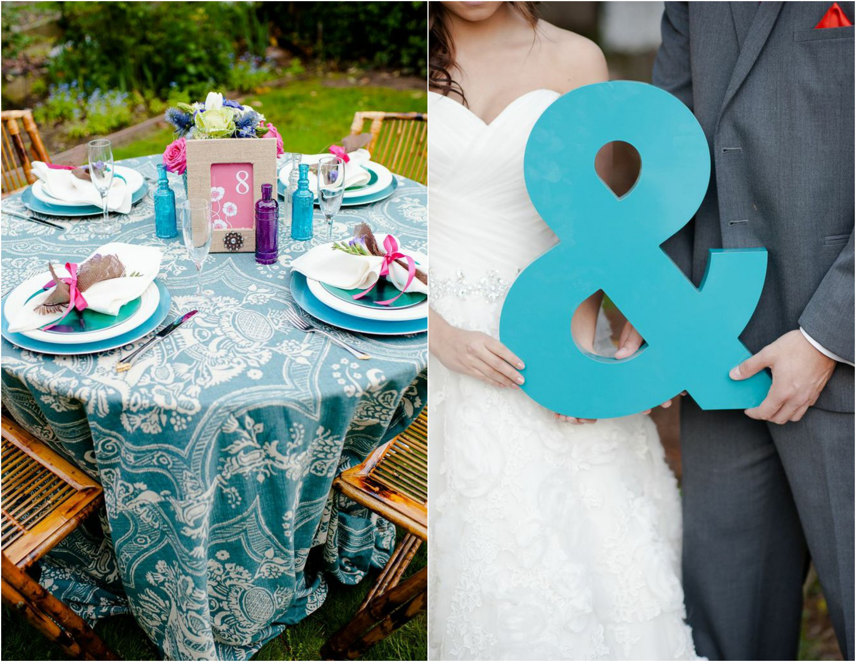 Turquoise Wedding Supplies, Turquoise Wedding Theme, Wedding Shop By Color. Find a variety of Turquoise Wedding Supplies at Oriental Trading. Accent your Turquoise Wedding Theme with decorations and Turquoise wedding supplies. Enjoy our Wedding Shop By Color experience for your special day. The perfect decorations for any party, holiday or.